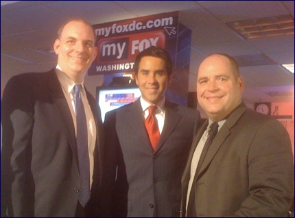 At Fox 5 election night