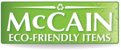 McCain's Eco-Friendly Products
