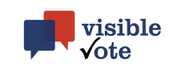 Visible Vote logo