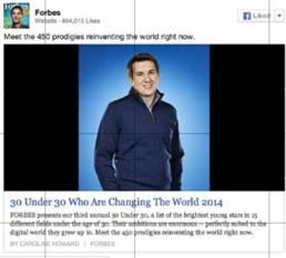 Sample Facebook Post