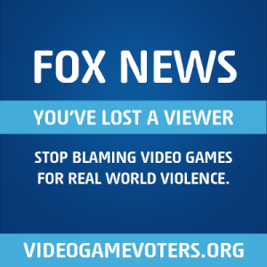 Facebook Share Ask: Fox News vs video gamers