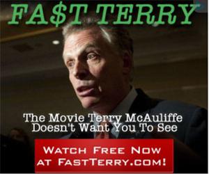 Citzens United Fast Terry ad