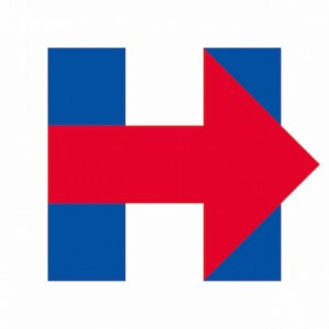 Hillary Clinton campaign logo