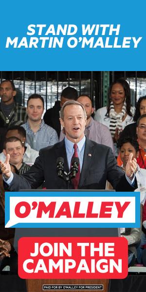Martin O'Malley online ad