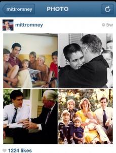 Romney Instagram