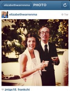 Elizabeth Warren Instagram