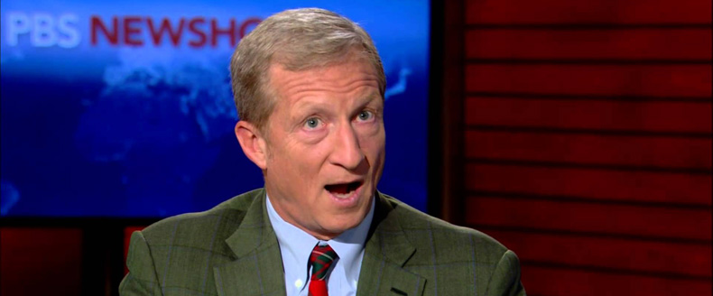 Tom Steyer can find better ways to spend his money