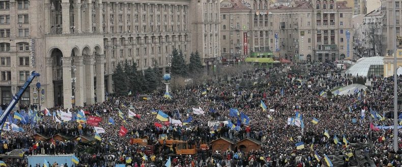 Ukraine Protests 2013